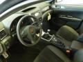 STi Black Alcantara/Carbon Black Interior Photo for 2012 Subaru Impreza #67560387