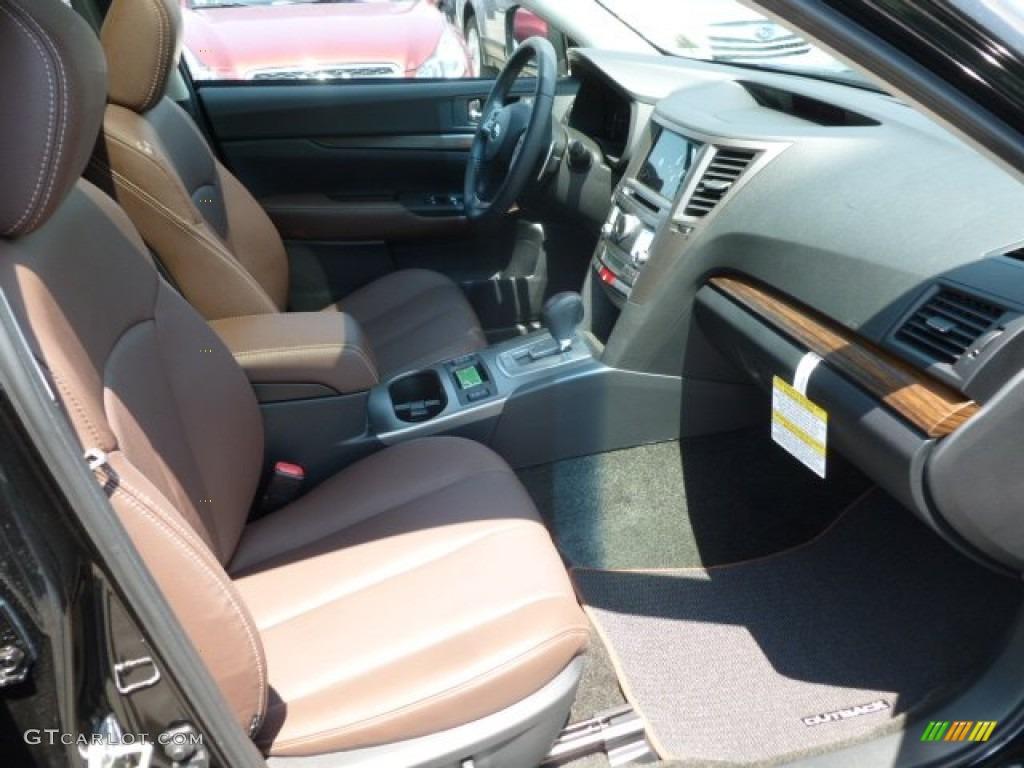 2013 crystal black silica subaru outback limited 67494267 photo 10 car for Subaru outback leather interior