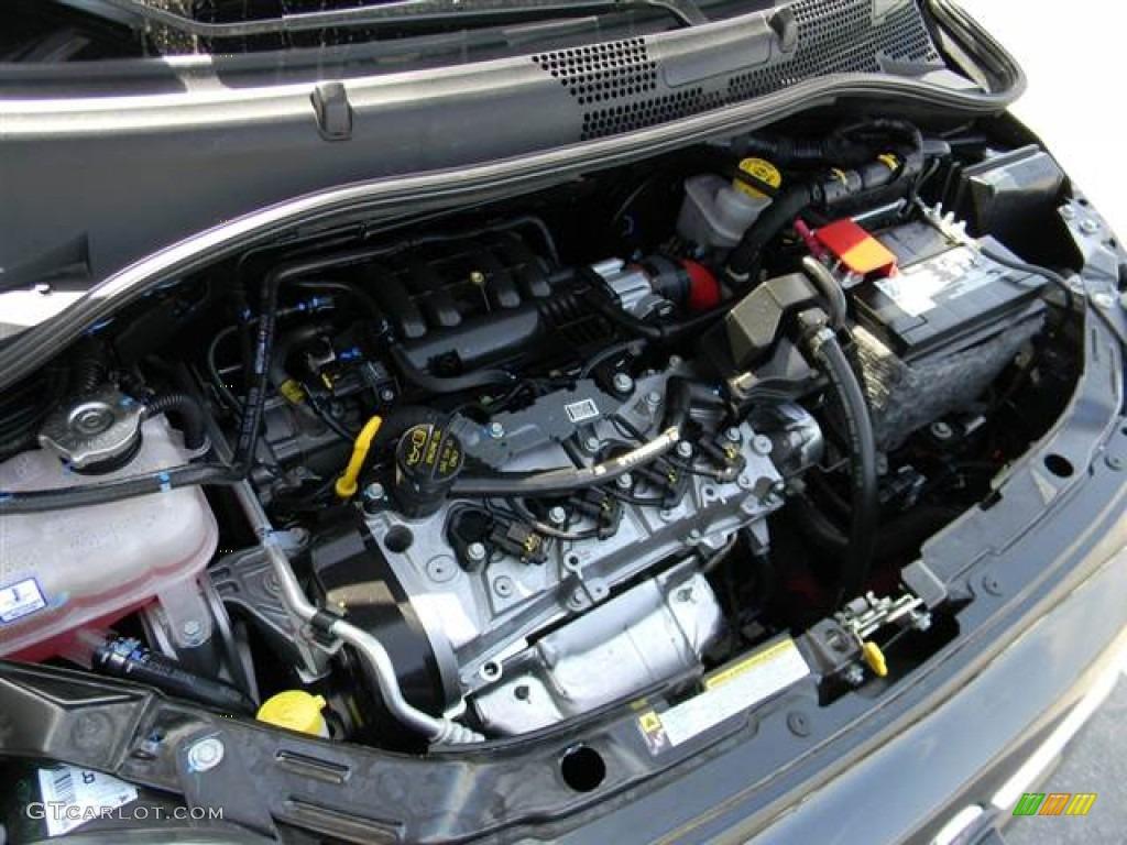 2012 fiat 500 engine