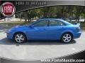 2007 Bright Island Blue Metallic Mazda MAZDA6 i Sport Sedan #67566472