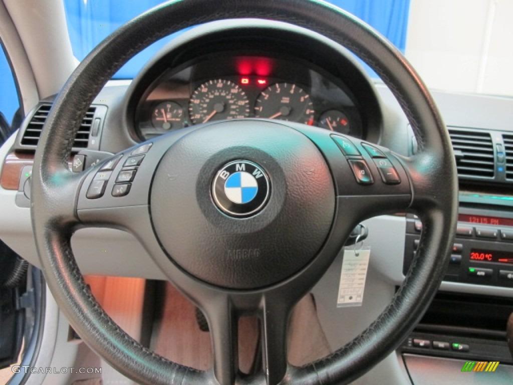 BMW Series I Coupe Grey Steering Wheel Photo - Bmw 325i steering wheel