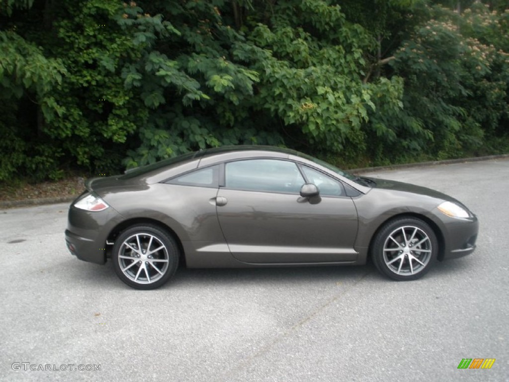 carbon pearl 2012 mitsubishi eclipse se coupe exterior photo 67579525. Black Bedroom Furniture Sets. Home Design Ideas