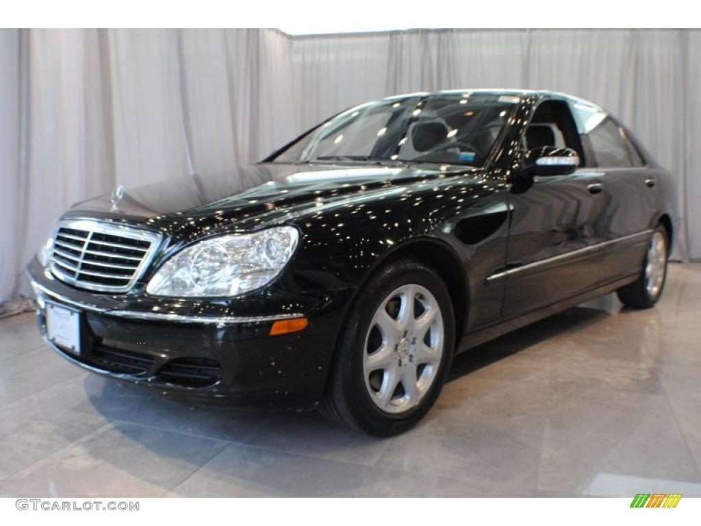 2005 black mercedes benz s 430 4matic sedan 67566261 for Mercedes benz s 430