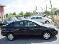 2005 Pitch Black Ford Focus ZX4 S Sedan  photo #2