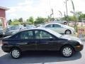 2005 Pitch Black Ford Focus ZX4 S Sedan  photo #2