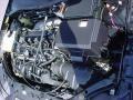 2005 Pitch Black Ford Focus ZX4 S Sedan  photo #15