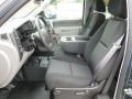 2012 Blue Granite Metallic Chevrolet Silverado 1500 Work Truck Extended Cab 4x4  photo #16