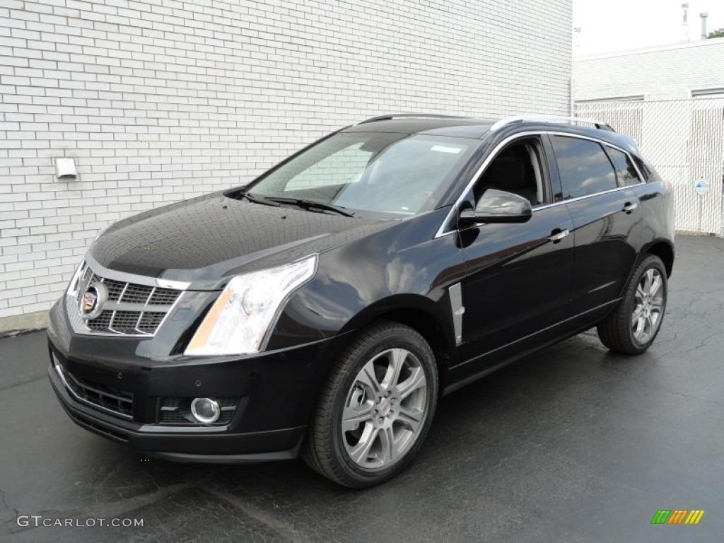 2012 Black Ice Metallic Cadillac Srx Performance 67593662