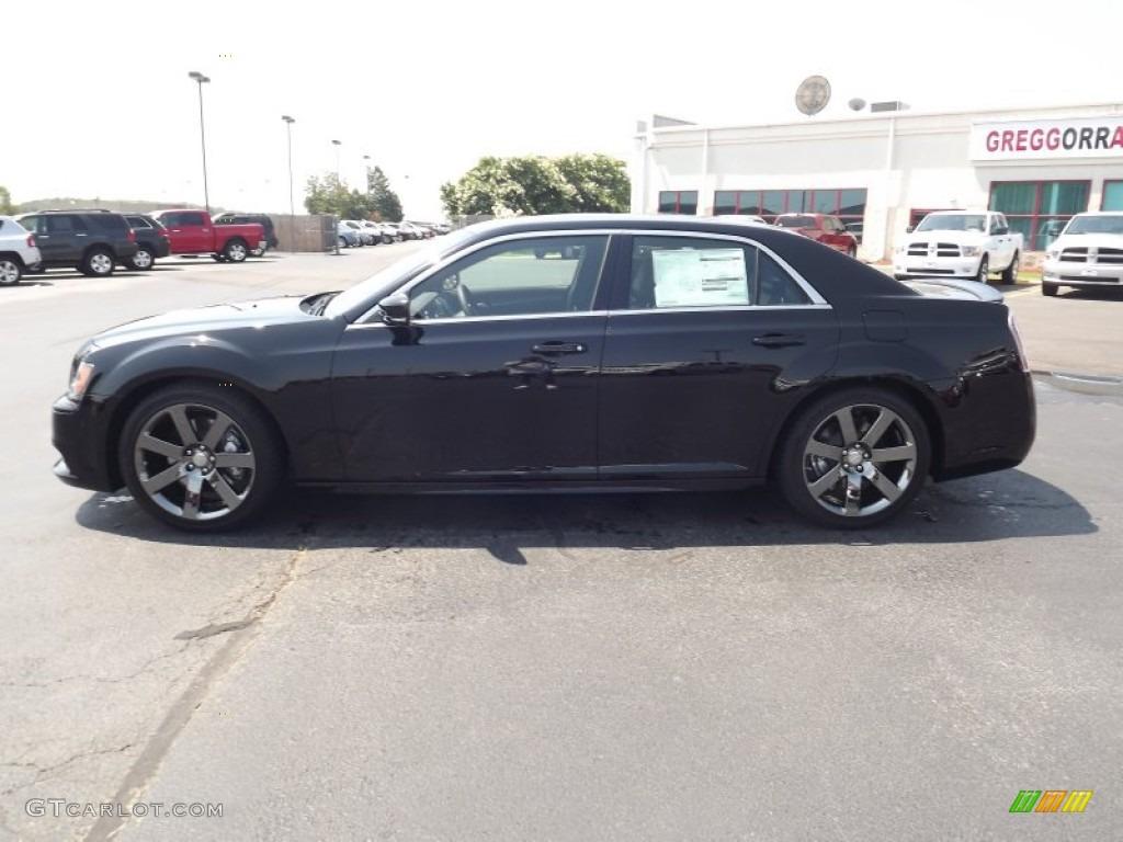 2012 Gloss Black Chrysler 300 Srt8 67593937 Photo 8 Car Color Galleries