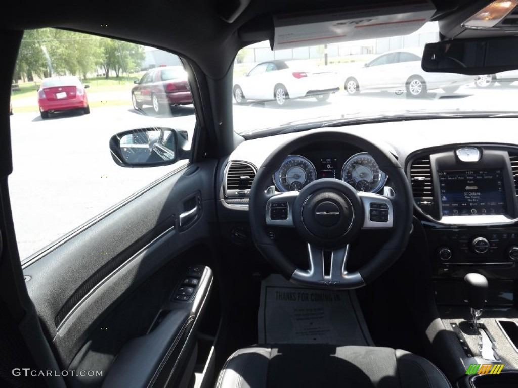 2012 Gloss Black Chrysler 300 Srt8 67593937 Photo 9 Car Color Galleries