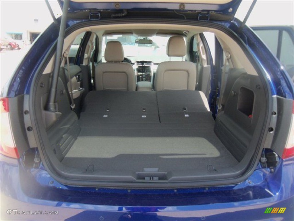 Ford Edge Sel Trunk Photo