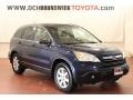2008 Royal Blue Pearl Honda CR-V EX 4WD  photo #1