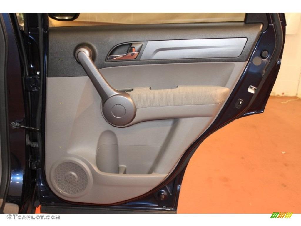 2008 CR-V EX 4WD - Royal Blue Pearl / Gray photo #18