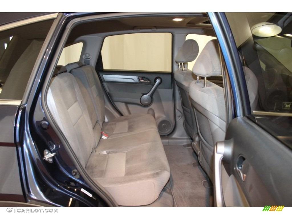 2008 CR-V EX 4WD - Royal Blue Pearl / Gray photo #19