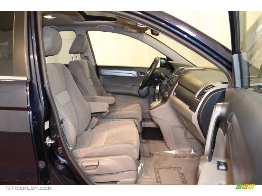2008 CR-V EX 4WD - Royal Blue Pearl / Gray photo #21