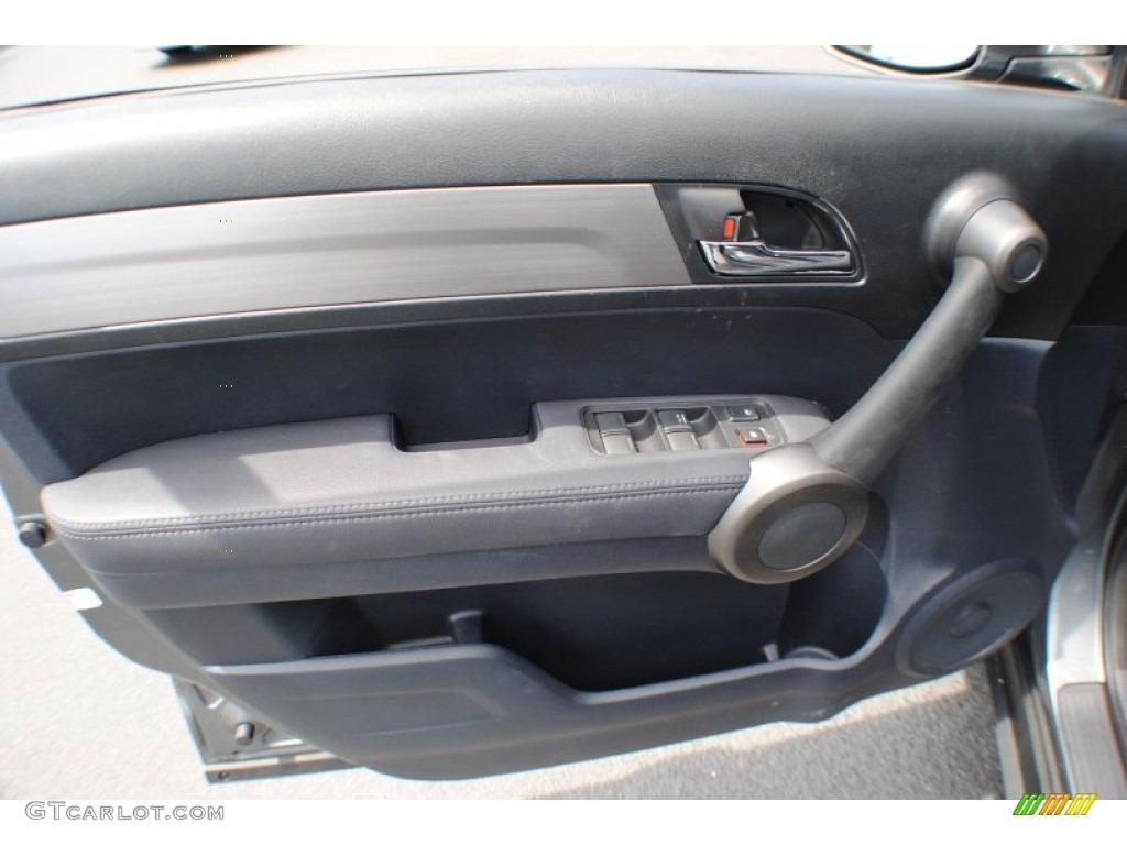 2011 CR-V EX-L 4WD - Polished Metal Metallic / Gray photo #11