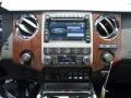 2012 Ingot Silver Metallic Ford F250 Super Duty Lariat Crew Cab 4x4  photo #33