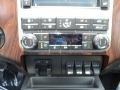 2012 Ingot Silver Metallic Ford F250 Super Duty Lariat Crew Cab 4x4  photo #35