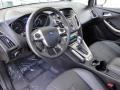 2012 Tuxedo Black Metallic Ford Focus SEL Sedan  photo #9