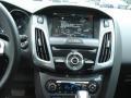 2012 Tuxedo Black Metallic Ford Focus Titanium 5-Door  photo #15