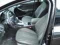 2012 Tuxedo Black Metallic Ford Focus Titanium 5-Door  photo #11