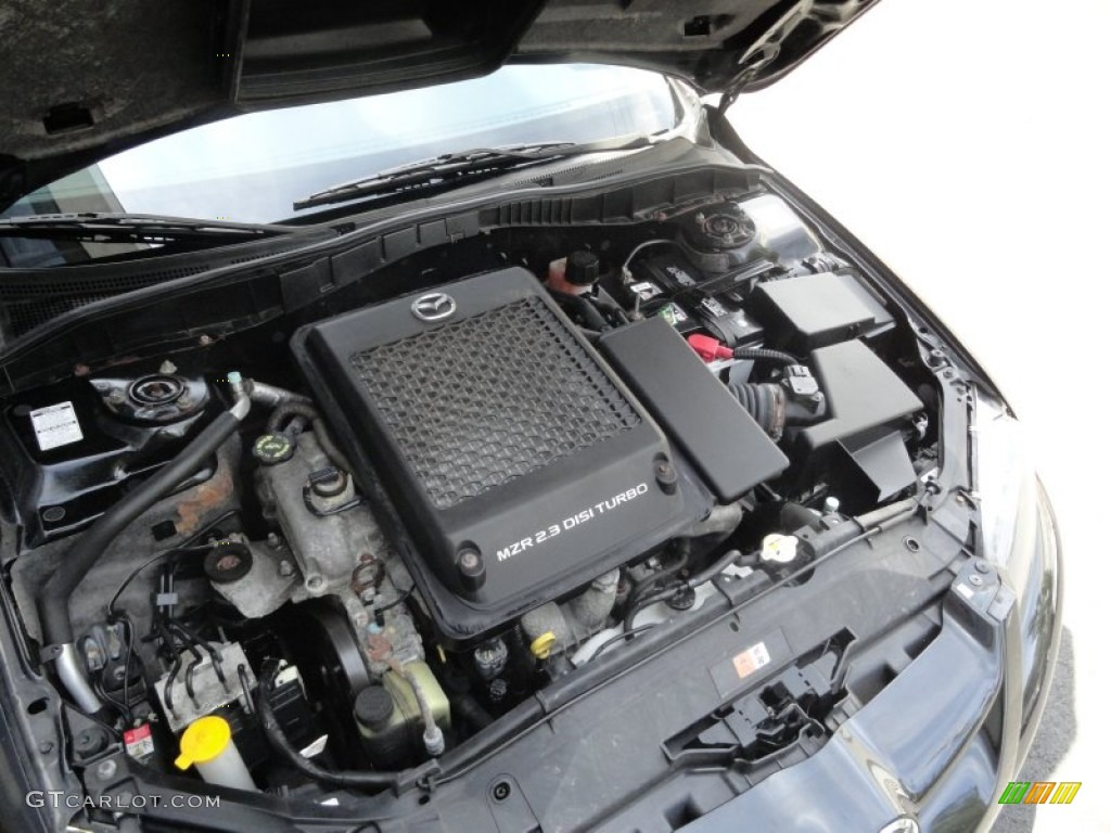 2006 Mazda Mazda6 Mazdaspeed6 Grand Touring Engine Photos