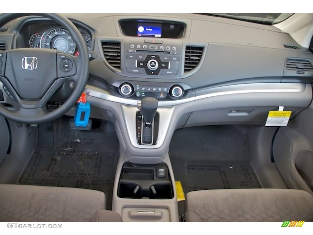 2012 Honda Cr V Lx Gray Dashboard Photo 67633290 Gtcarlot Com