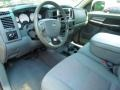 Medium Slate Gray Prime Interior Photo for 2007 Dodge Ram 3500 #67634802