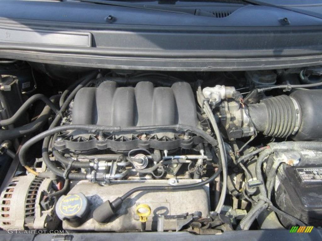 2001 Ford Windstar Sel 3 8 Liter Ohv 12