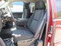 Ebony Interior Photo for 2013 Chevrolet Silverado 1500 #67645897