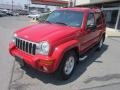 Flame Red 2003 Jeep Liberty Gallery