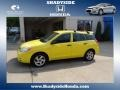 2004 Solar Yellow Toyota Matrix XR #67644625