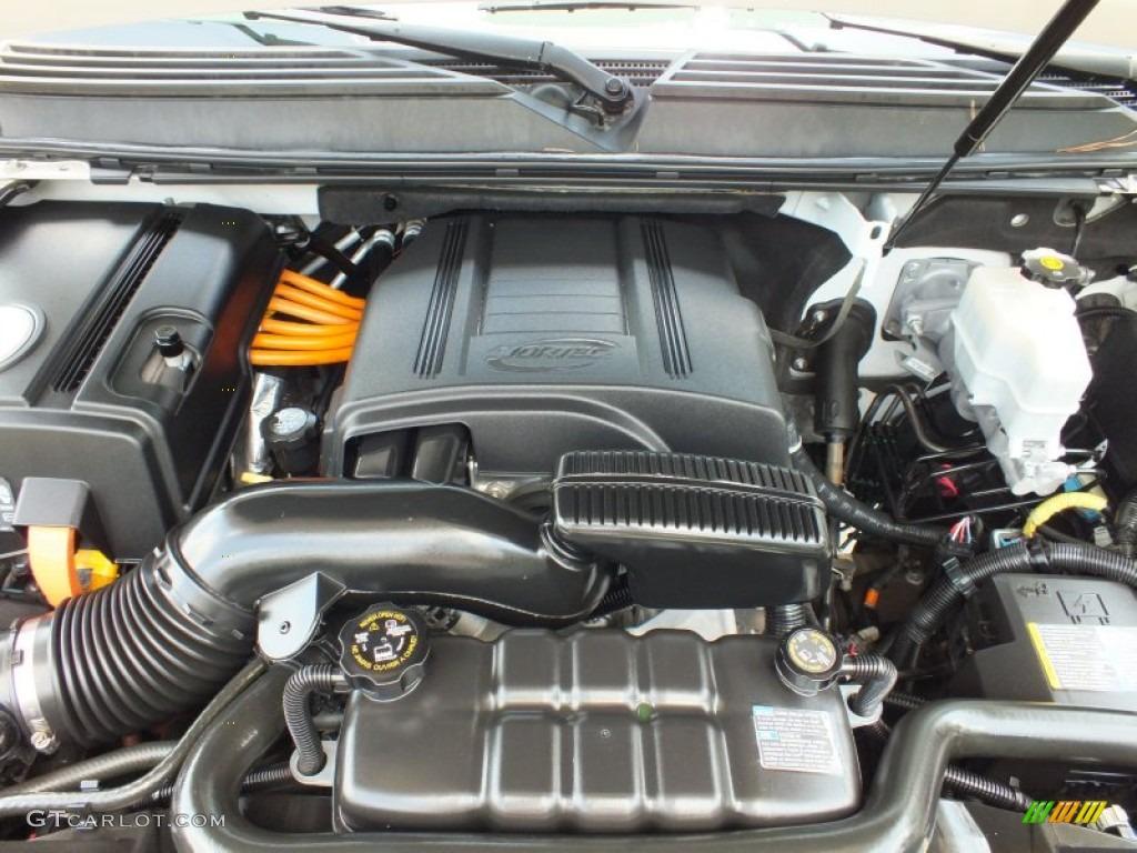2008 Chevrolet Tahoe Hybrid Engine Photos   GTCarLot.com