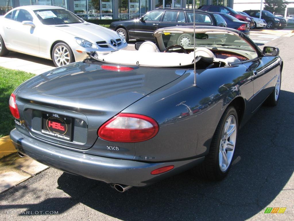 2000 jaguar xk8 interior
