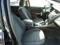 2012 Tuxedo Black Metallic Ford Focus SEL Sedan  photo #13