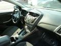 2012 Tuxedo Black Metallic Ford Focus SEL Sedan  photo #14