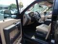 2012 Black Ford F250 Super Duty Lariat Crew Cab 4x4  photo #9