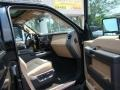 2012 Black Ford F250 Super Duty Lariat Crew Cab 4x4  photo #12