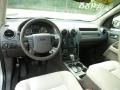 Medium Light Stone 2008 Ford Taurus X Interiors