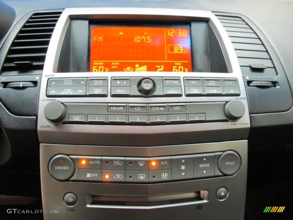 2004 Nissan Maxima 3 5 Sl Controls Photo 67690636