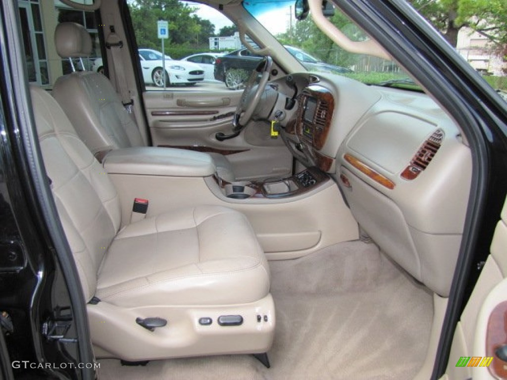 2001 lincoln navigator standard navigator model interior photo 67695298