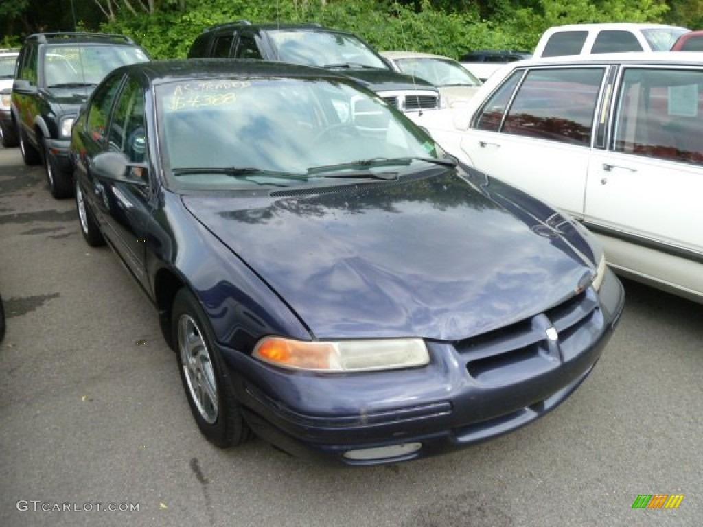 1998 Deep Amethyst Pearl Metallic Dodge Stratus ES 67644724