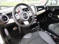 Carbon Black/Carbon Black Prime Interior Photo for 2007 Mini Cooper #67698115