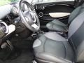 Carbon Black/Carbon Black Interior Photo for 2007 Mini Cooper #67698124