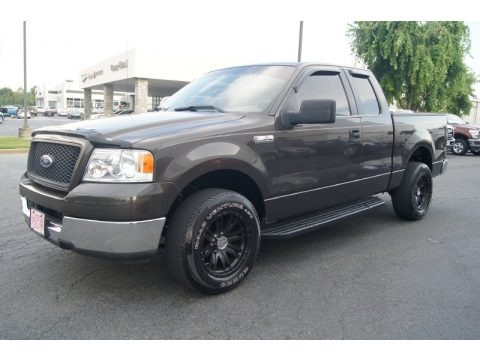 2005 Ford F150 XLT SuperCab Data, Info and Specs