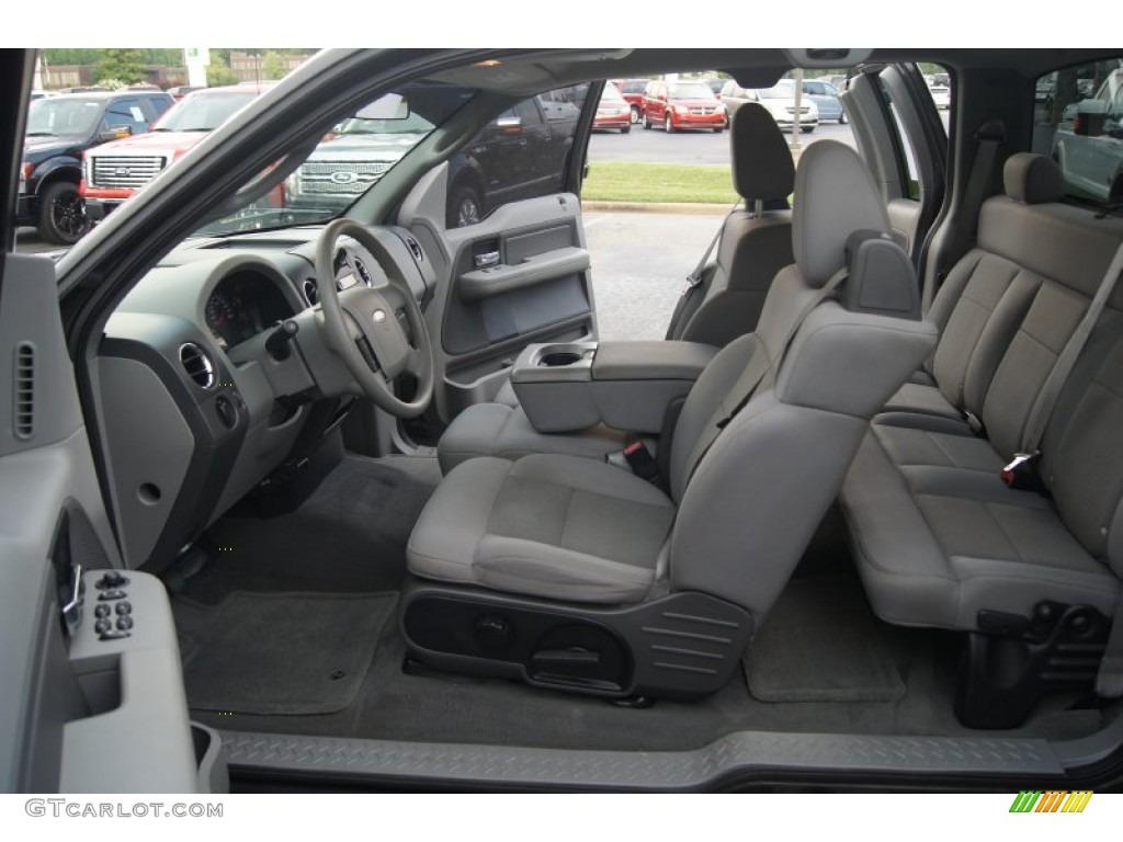 Elegant 2005 Ford F150 XLT SuperCab Interior Photo #67702099 Pictures