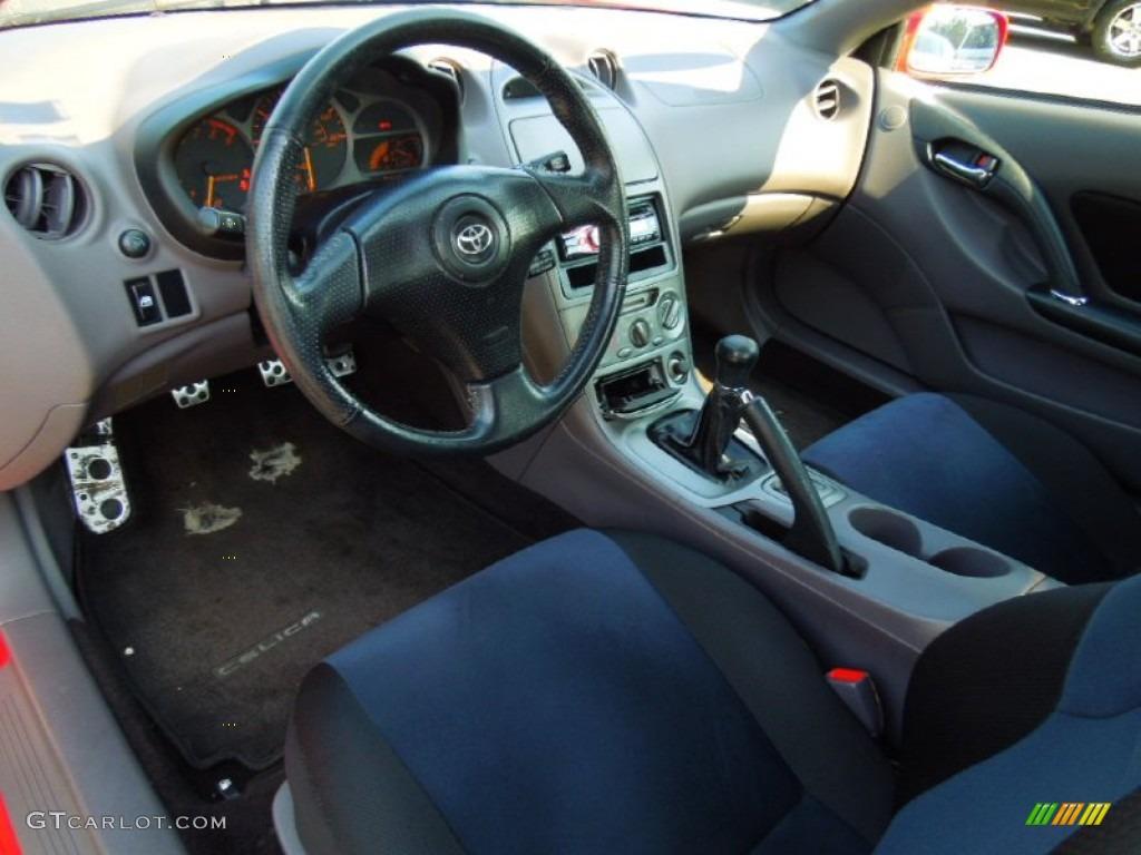 2001 Toyota Celica GT S Interior Photo #67707961