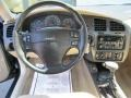 Neutral Beige 2001 Chevrolet Monte Carlo Interiors