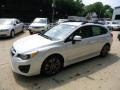 Satin White Pearl - Impreza 2.0i Sport Limited 5 Door Photo No. 6