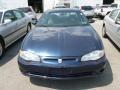 2000 Navy Blue Metallic Chevrolet Monte Carlo LS  photo #2